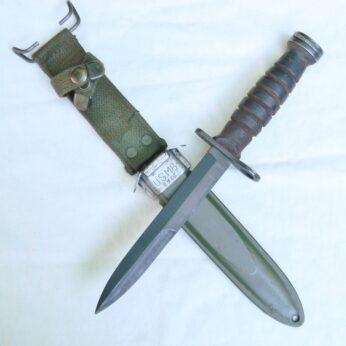 WW2 Camillus M4 bayonet