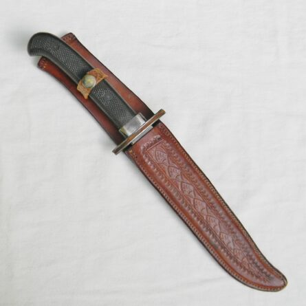 WW2 San Antonio Iron Works fighting knife