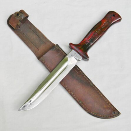 WW2 ANDERSON fighting knife