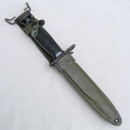 Vietnam War era unused Imperial M7 bayonet
