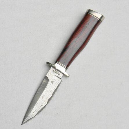Browning Japan Ichiro Hattori 3816 Damascus Hunter