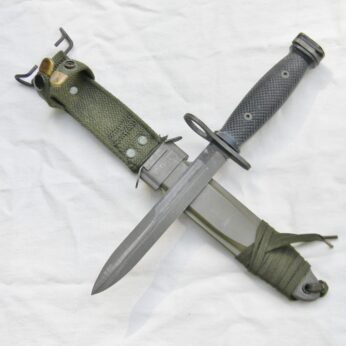 Vietnam War era unused BOC M7 bayonet
