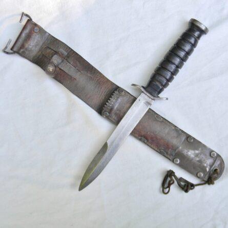 WW2 Utica 1943 M3 fighting knife