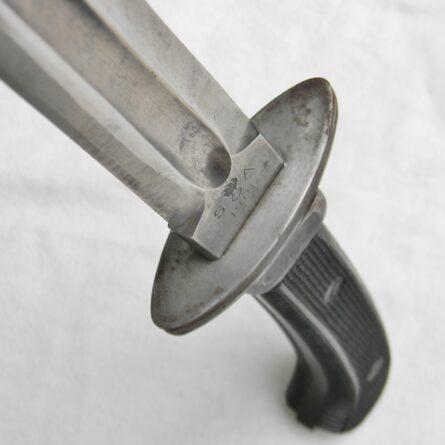WW2 era San Antonio Iron Works fighting knife