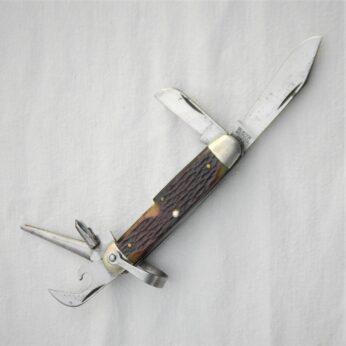 WW2 Ulster Cutlery US mountain troops ski knife