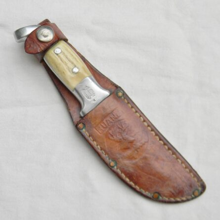 Ruana model 13A hunter-skinner knife