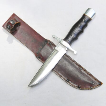 American WW2 theater fighting knife Cattaraugus Quartermaster