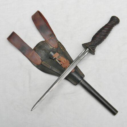 WW1 French M1886/91 Lebel bayonet fighting dagger