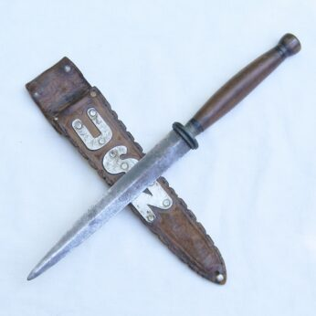 WW2 fighting dagger-converted Raider Stiletto