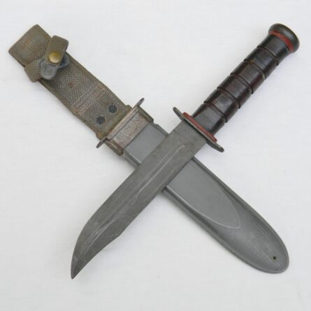 WW2 PAL red spacer MK2 fighting knife