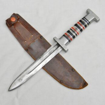 WW2 M1905 blade theater fighting knife