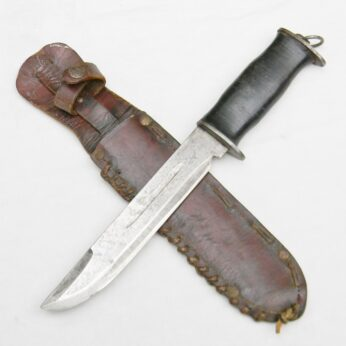 WW2 era EGW American fighting knife