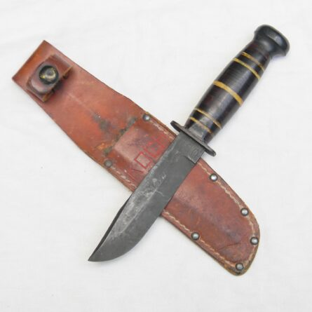 WW2 Camillus MK1 utility-fighting knife