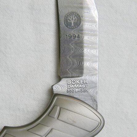 Boker Germany 1994 Annual Knife