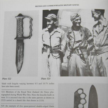NZ fighting knife 1