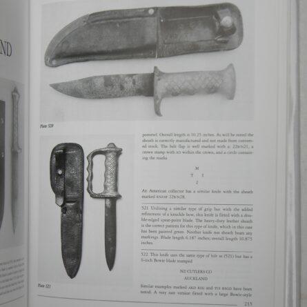 NZ fighting knife 2