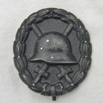 Germany WW1 German Army black Wound Badge