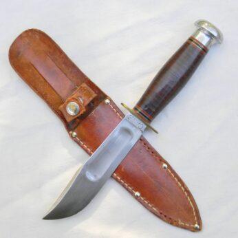 WW2 Case XX Pilot Knife
