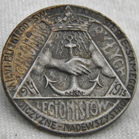 Poland WW1 Legionaries badge