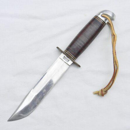 WW2 Western Shark fighting knife 6in blade