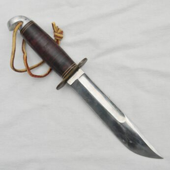 WW2 Western Shark fighting knife 6in blade