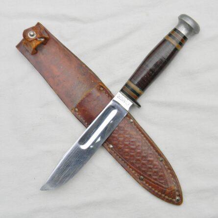 WW2 era Case XX fighting knife