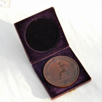 USA 1876 Philadelphia International Exhibition medal