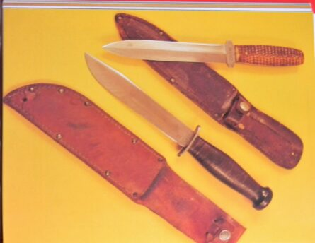 CASE XX WW2 fighting knives