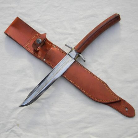 WW2 Knife Crafters fighting knife