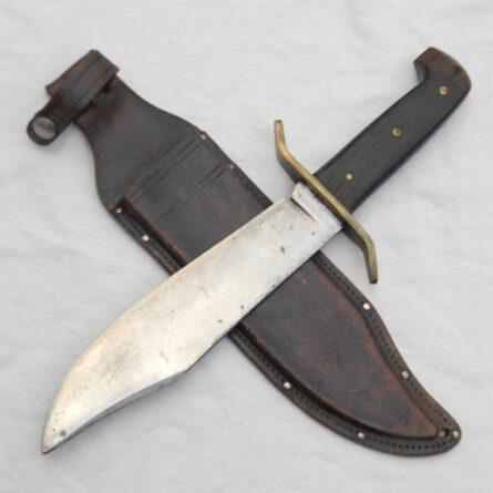 Vietnam War era Western W49 Bowie Knife