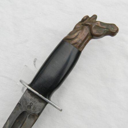WW2 M1913 Patton Sword fighting knife