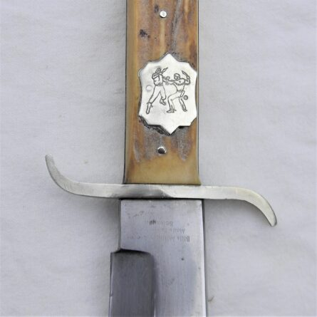Vietnam War era Bills Military Stores Bowie Knife