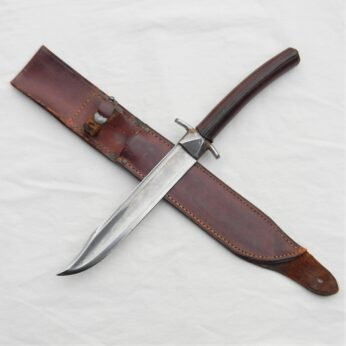 WW2 era Knife Crafters fighting knife