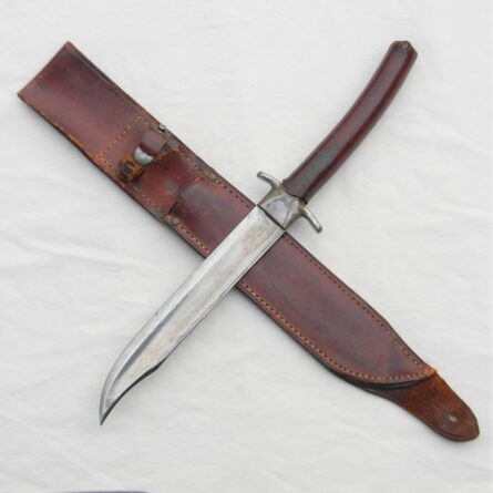 WW2 era Knife Crafters fighting knife