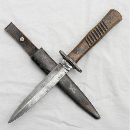 WW1 era Bavarian Kampfmesser trench dagger
