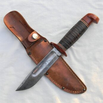 WW2 Western Baby Shark Pilot Knife