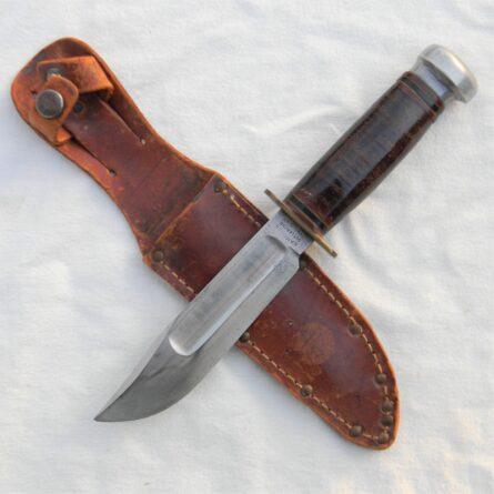 WW2 era Camillus Pilot Knife