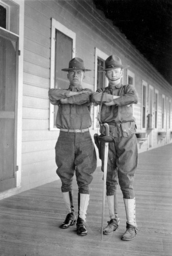 WW1 USA M1913 saber, 11th US cavalry