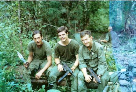 Western Bowie knife, Vietnam War era