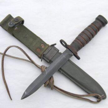 WW2 Utica M4 bayonet