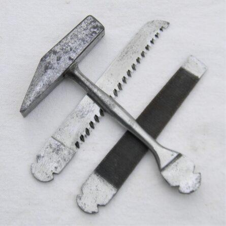 Germany pre-WW1 multi-tool knife set