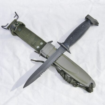 Imperial M7S fighting survival knife