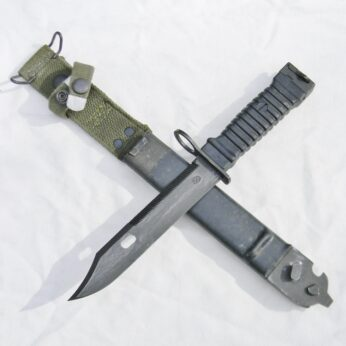 Dutch KCB-70M bayonet