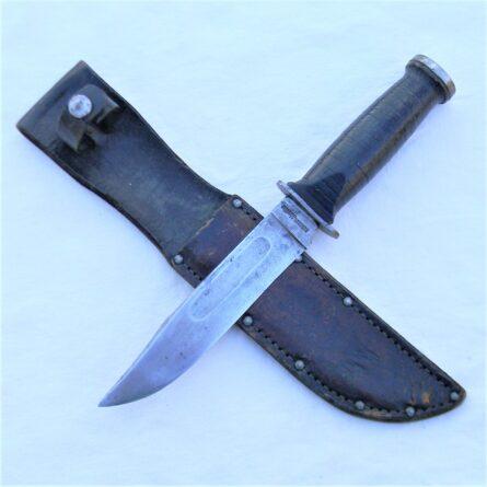 WW2 American ROBESON ShurEdge fighting knife