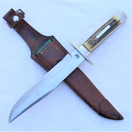 Solingen Germany Edge Brand hunting bowie