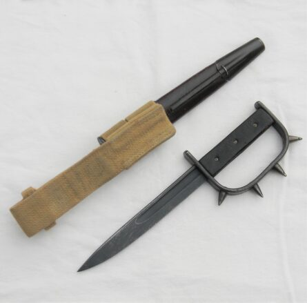 British WW1 1915 fighting knife
