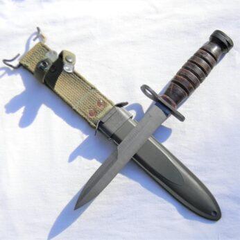 WW2 Imperial M4 bayonet