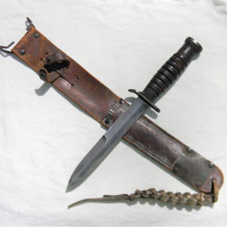 WW2 Case 1943 M3 fighting knife