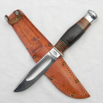 WADE BUTCHER Sheffield PIONEER hunting knife