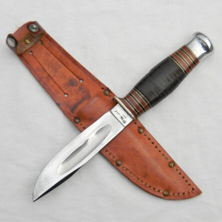 WADE BUTCHER Sheffield PIONEER hunting knife